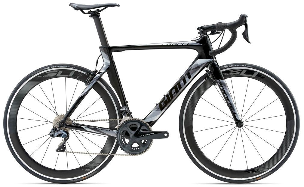 Giant Propel Advanced 0 Ultegra Di2 Road 22 Speed 2018 Men