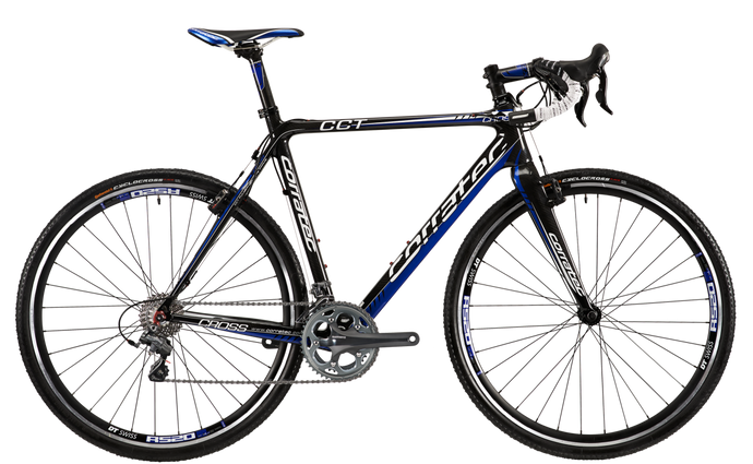 Corratec CCT Cross Carbon Ultegra 28