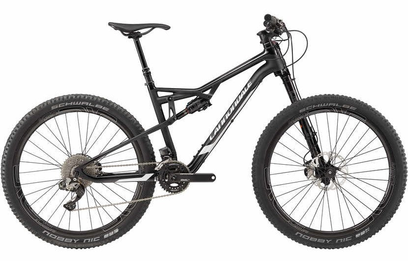Cannondale Habit Hi-Mod Black Inc. 27.5