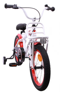 AMIGO 2Cool 14 Inch 23 cm Boys Coaster Brake White