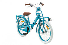 Load image into Gallery viewer, AMIGO Bloom 18 Inch 22 cm Girls Coaster Brake Turquoise