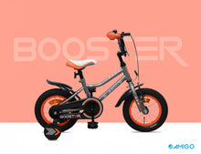 Load image into Gallery viewer, AMIGO Booster 12 Inch 20 cm Boys Coaster Brake Grey