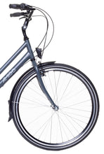 Load image into Gallery viewer, AMIGO Bright 28 Inch 53 cm Women 3SP Coaster Brake Anthracite