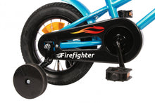 Load image into Gallery viewer, AMIGO Firefighter 12 Inch 17 cm Boys Coaster Brake Blue