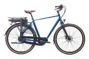 Kohlman Deluxe 28 Inch 57 cm Men 8SP Hydraulic Disc Brake Blue