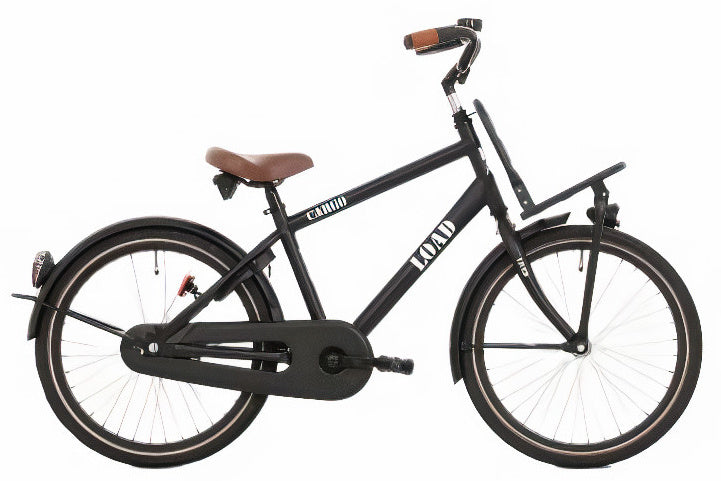 Bike Fun Load 20 Inch 33 cm Boys Coaster Brake Matte black