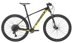 Deed Vector 291 29 Inch 40 cm Men 12SP Hydraulic Disc Brake Black/Yellow