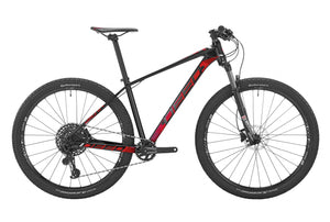 Deed Vector 291 29 Inch 40 cm Men 12SP Hydraulic Disc Brake Black/Red