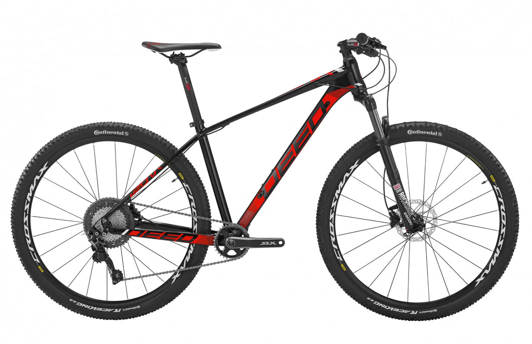 Deed Vector 293 29 Inch 40 cm Men 11SP Hydraulic Disc Brake Black/Red