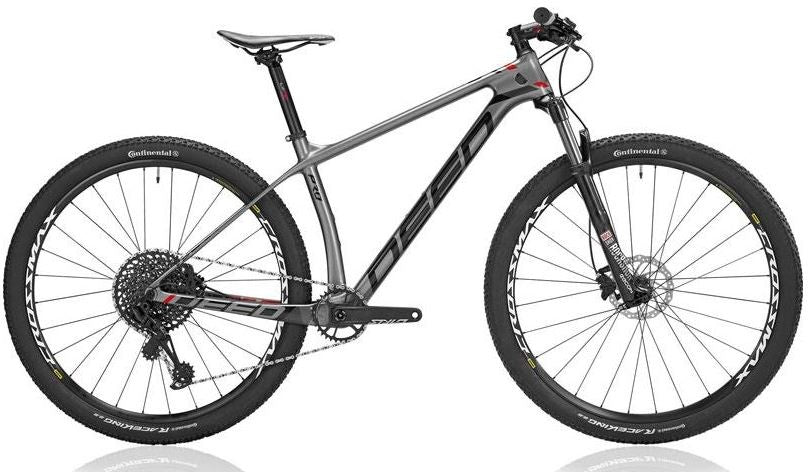 Deed Vector Pro 292 29 Inch 48 cm Men 12SP Hydraulic Disc Brake Grey