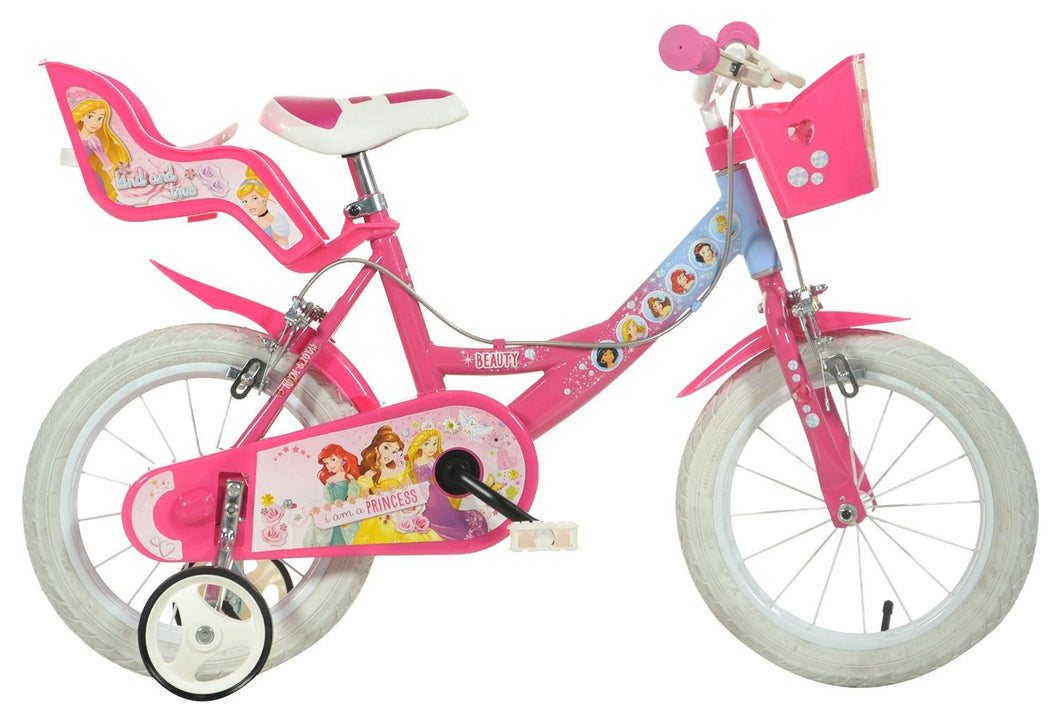 Dino 144R-PSS Princess 14 Inch 23 cm Girls Caliper Pink