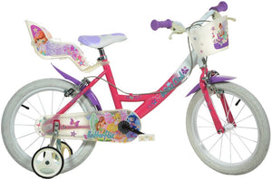 Dino Winx Club 16 Inch 26 cm Girls Caliper Purple/Pink