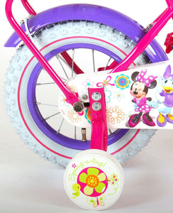 Disney Minnie Bow-Tique 12 Inch 21,5 cm Girls Coaster Brake Pink/Purple
