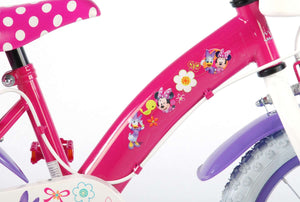 Disney Minnie Mouse 14 Inch 23,5 cm Girls Caliper Pink/White