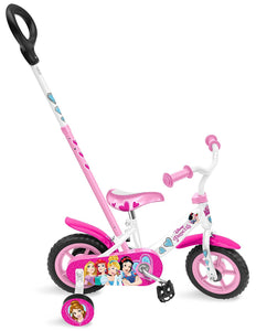 Disney Princess 10 Inch 18 cm Girls Fixed Gear White/Pink