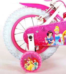 Disney princess DC 12 Inch 21,5 cm Girls Caliper White/Pink