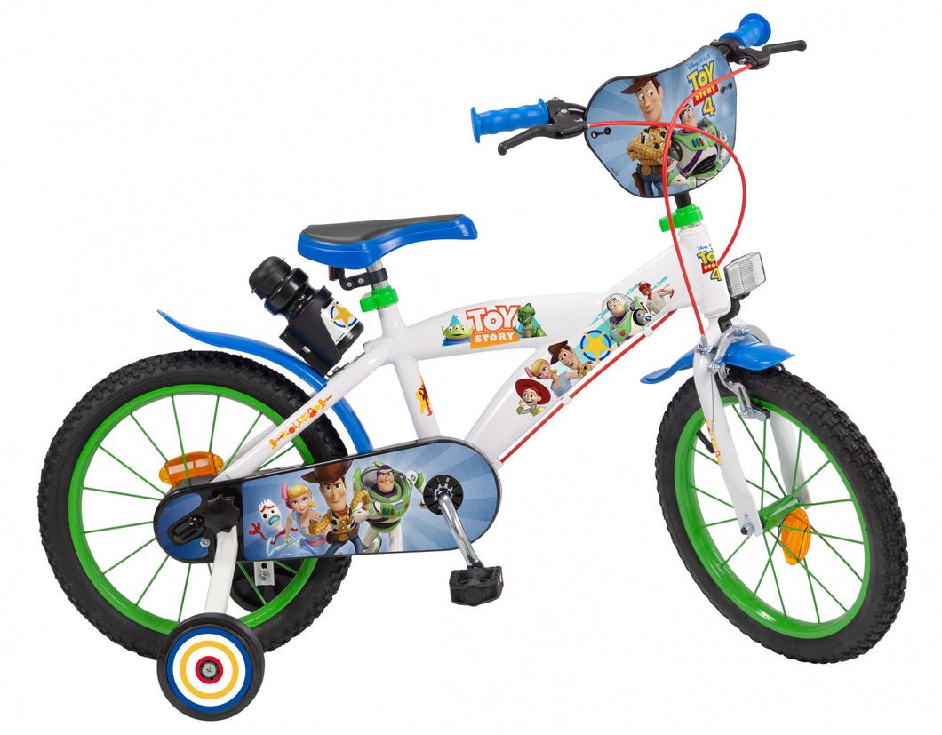 Disney Toy Story 4 16 Inch 25,4 cm Boys Caliper White/Green