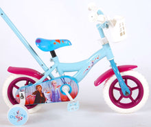 Load image into Gallery viewer, Disney Frozen 10 Inch 18 cm Girls Fixed Gear Blue