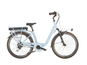 MBM Pulse 28 Inch 46 cm Woman 7SP Rim Brakes Light blue
