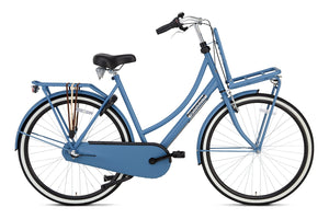 Popal Daily Dutch Basic+ 28 Inch 57 cm Women 3SP Coaster Brake Blue