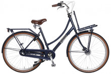 Load image into Gallery viewer, Popal Daily Dutch Prestige N3 RB 28 Inch 57 cm Woman 3SP Roller brakes Dark Blue