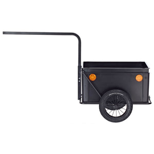Roland Mini Boy Bicycle Trailer 12 Inch Unisex Black