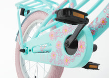 Load image into Gallery viewer, Supersuper Lola 18 Inch 28 cm Girls Rim Brakes Light blue/Pink