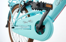 Load image into Gallery viewer, Supersuper Twist 20 Inch 31,75 cm Girls Rim Brakes Turquoise