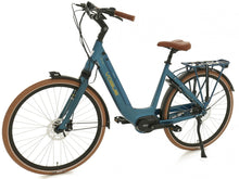 Load image into Gallery viewer, Vogue Mestengo 28 Inch 49 cm Women 8SP Hydraulic Disc Brake Blue