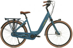 Vogue Mestengo 28 Inch 49 cm Women 8SP Hydraulic Disc Brake Blue