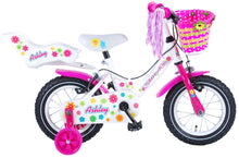 Load image into Gallery viewer, Volare Ashley 12 Inch 21,5 cm Girls Rim Brakes White