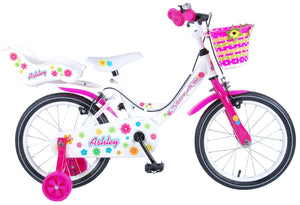 Volare Ashley 16 Inch 25,4 cm Girls Rim Brakes White