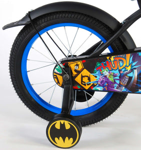 Volare Batman 16 Inch 25,4 cm Boys Coaster Brake Black