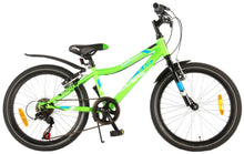 Load image into Gallery viewer, Volare Blade 20 Inch 25,4 cm Boys 6SP Rim Brakes Green