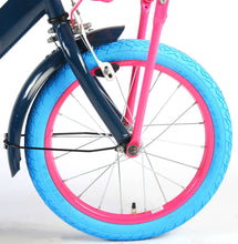 Load image into Gallery viewer, Volare Chupa Chups 16 Inch 25,4 cm Girls Coaster Brake Black