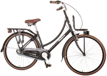 Load image into Gallery viewer, Volare Excellent 26 Inch 42 cm Girls 3SP Coaster Brake Black