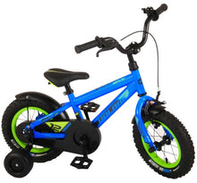 Load image into Gallery viewer, Volare Rocky 12 Inch 21,5 cm Boys Coaster Brake Blue/Green