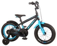 Load image into Gallery viewer, Volare Rocky 14 Inch 23,5 cm Boys Coaster Brake Black/Blue