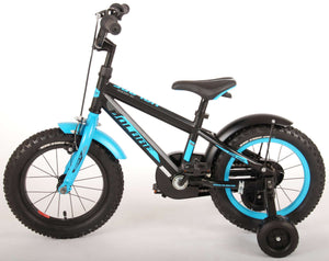 Volare Rocky 14 Inch 23,5 cm Boys Coaster Brake Black/Blue