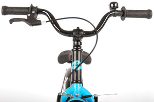 Volare Rocky 16 Inch 25,4 cm Boys Coaster Brake Black/Blue