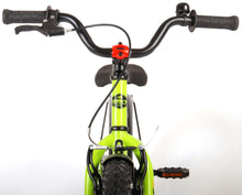 Load image into Gallery viewer, Volare Rocky 16 Inch 25,4 cm Boys Coaster Brake Green/Black
