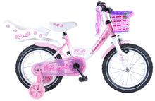Load image into Gallery viewer, Volare Rose 14 Inch 23,5 cm Girls Coaster Brake White/Pink