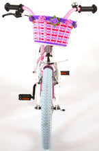 Load image into Gallery viewer, Volare Rose 18 Inch 28 cm Girls Coaster Brake White/Pink