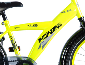 Volare Thombike 20 Inch 31,75 cm Boys Coaster Brake Yellow