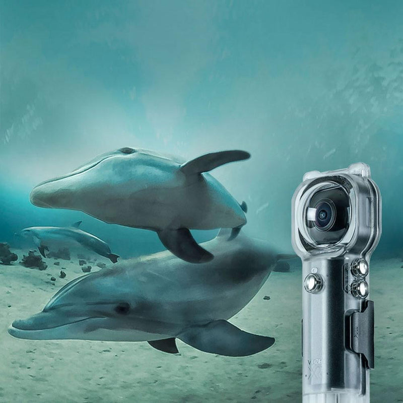 Vuze XR 360° Waterproof Case
