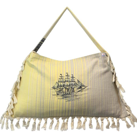 BEACHABLES TURKISH BAG