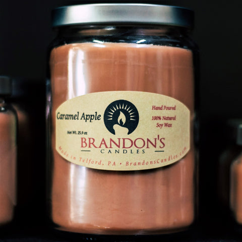 BRANDON'S CANDLES TRADITIONAL