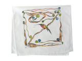 CLAY BORN TEXTILES TEA TOWELS
