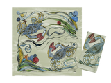 CLAY BORN TEXTILES NAPKINS (SOLD IN PAIRS)