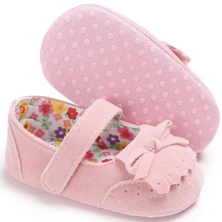 Kewt Kiltie Mary Jane Baby Girl Shoe - Teeny Weeny Soles